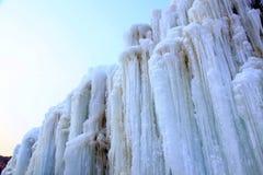 geleira Imagens de Stock