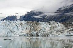 Geleira de Alaska - de Johns Hopkins foto de stock