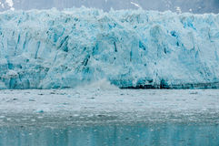 Geleira de Hubbard Alaska Imagem de Stock Royalty Free