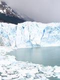 Geleira de Perito Moreno imagens de stock royalty free
