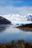 Geleira de Perito Moreno imagem de stock royalty free