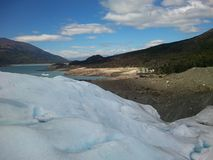 Geleira de Perito Moreno fotos de stock