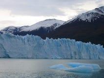 Geleira de Perito Moreno, Argentina imagem de stock