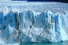 Geleira de Perito Moreno em Argentina Foto de Stock