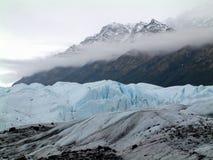 Geleira em Alaska Fotografia de Stock