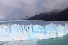 A geleira Perito Moreno Fotografia de Stock Royalty Free