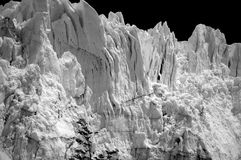 Geleira Perito Moreno em Argentina fotos de stock