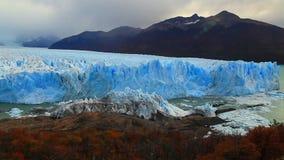 Geleira Perito Moreno National Park no outono Argentina, Patagonia