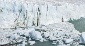 Geleira Perito Moreno, parque nacional Los Glasyares, Patagonia, A Foto de Stock