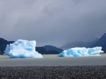 geleiras Imagens de Stock