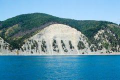 Gelendzhik, побережье России моря и гор Стоковая Фотография