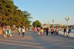 Gelendzhik, Rússia Imagem de Stock