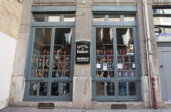 Gelerie de la Bombarde, Lyon Stock Images