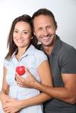 In geliebten Paaren Lizenzfreies Stockfoto