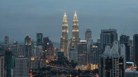 Gelijk makend in Kuala Lumpur, Maleisië Stock Afbeelding