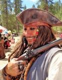 Gelijkaardig Jack Sparrow Stock Afbeeldingen