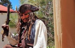 Gelijkaardig Jack Sparrow stock afbeelding
