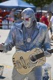 Gelijkaardige Elvis stock afbeelding
