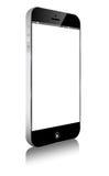 Gelijkaardige iphone van Smartphone Moibile royalty-vrije illustratie