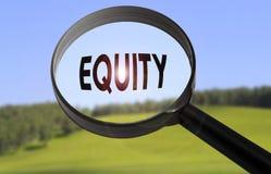 gelijkheid royalty-vrije stock afbeeldingen