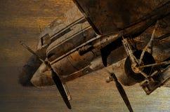 Gelijkstroom-3 vliegtuig Stock Afbeelding