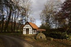 Gellenbecker mill in Lower Saxony, Germany Royalty Free Stock Image