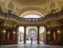 Gellert dei bagni di Budapest Ungheria Europa Fotografie Stock Libere da Diritti