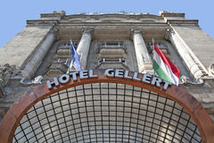 Gellert Hotel and Thermal Spa Royalty Free Stock Image