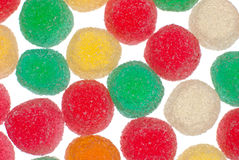 Gelly sugar candy Royalty Free Stock Photos