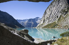 gelmer λίμνη Στοκ Εικόνες