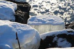 Gelo Foto de Stock