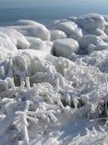 Gelo imagens de stock