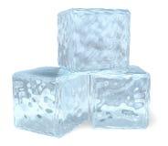 Gelo agradável Imagens de Stock Royalty Free