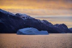 Gelo azul fotos de stock royalty free