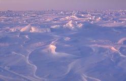 Gelo, cor muito agradável fotografia de stock royalty free
