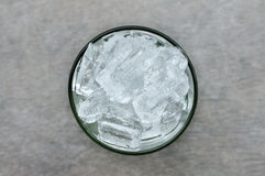 Gelo da câmara de ar fotos de stock