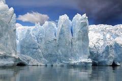 Gelo da geleira Fotografia de Stock Royalty Free