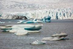 Gelo da natação Imagens de Stock