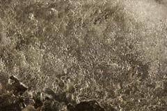 Gelo da textura texturas extravagantes Fundo de Brown Imagem de Stock Royalty Free