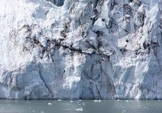 Gelo de baía da geleira Fotos de Stock Royalty Free