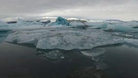 Gelo de flutuação #2 vídeos de arquivo