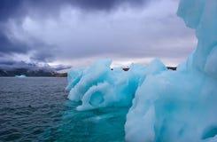 Gelo de Greenland Imagem de Stock Royalty Free