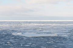 Gelo de tração Fotos de Stock Royalty Free