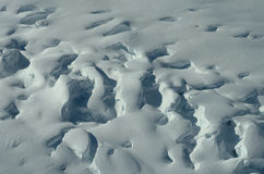 Gelo e natureza do inverno Imagem de Stock