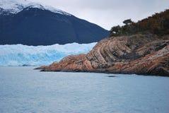 Gelo e natureza do inverno Fotos de Stock Royalty Free