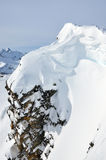 Gelo e neve Foto de Stock