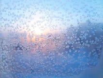 Gelo e sole Fotografie Stock Libere da Diritti