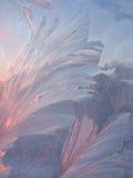 Gelo e sole Fotografia Stock Libera da Diritti