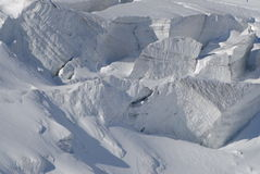 Gelo Glacial Fotos de Stock