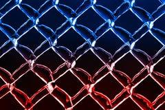 Gelo quente e frio Diamond Pattern Background fotos de stock